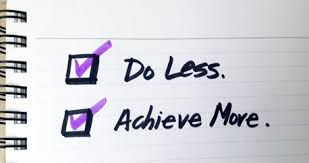 Achieve More with Less