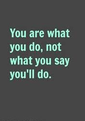 How to Best Say What it is You Do…